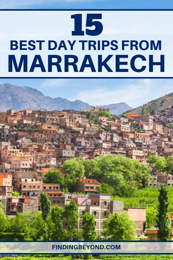To stay in Marrakech alone is to miss out on all the other remarkable places in this part of Morocco. Here are the absolute best day trips from Marrakech.