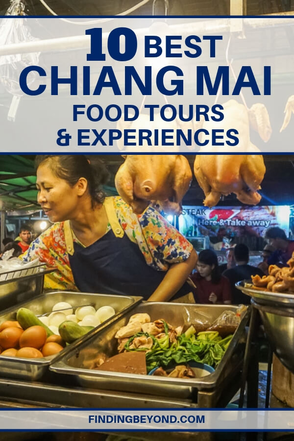 Trying to find delicious Chiang Mai food experiences? Or the best Chiang Mai food tour? We've listed the city's favorites to discover real Thai flavors.