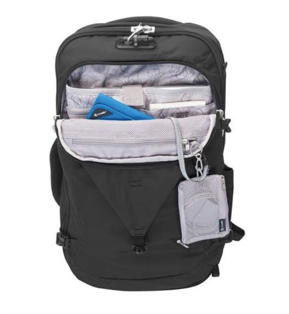 Pacsafe Venturesafe EXP45 Carry-On Pack Review