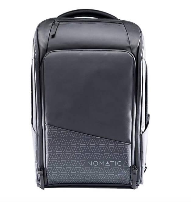 NOMATIC Backpack- Slim Black