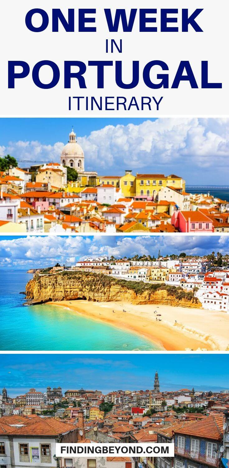 Are you looking for the top Portugal highlights for a 7 day visit? We've got you covered for a one week Portugal itinerary, no matter what your interests.