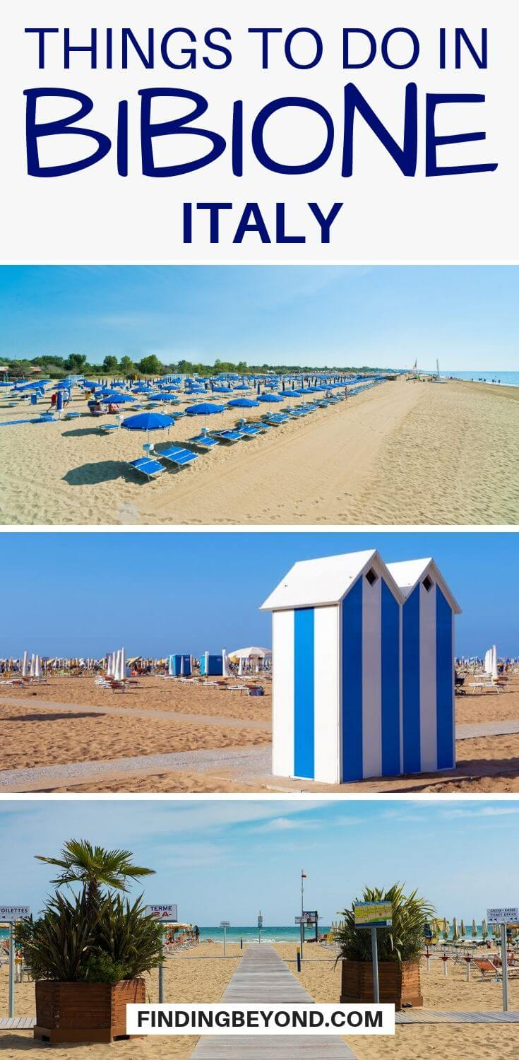 Planning a trip to Bibione, Italy and looking for some suggestions? Here are the best things to do in Bibione and other helpful tips.