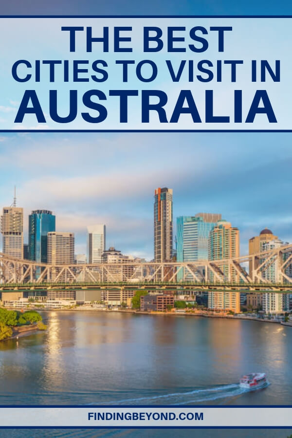 Australia's size makes it difficult to see the entire country in one trip. Here we make your planning easy by listing the best cities to visit in Australia!