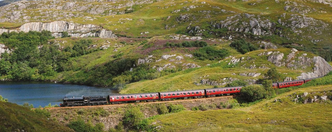 scotland highlands train