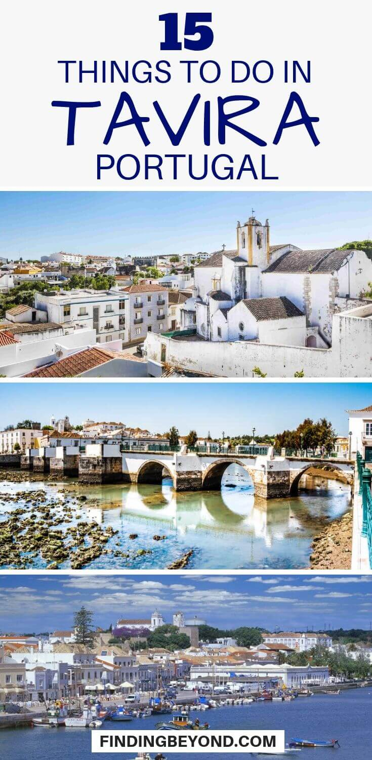 Tavira offers many activities for those looking for anything from excitement to chill. We've listed 15 best things to do in Tavira, Portugal, to cover all needs!