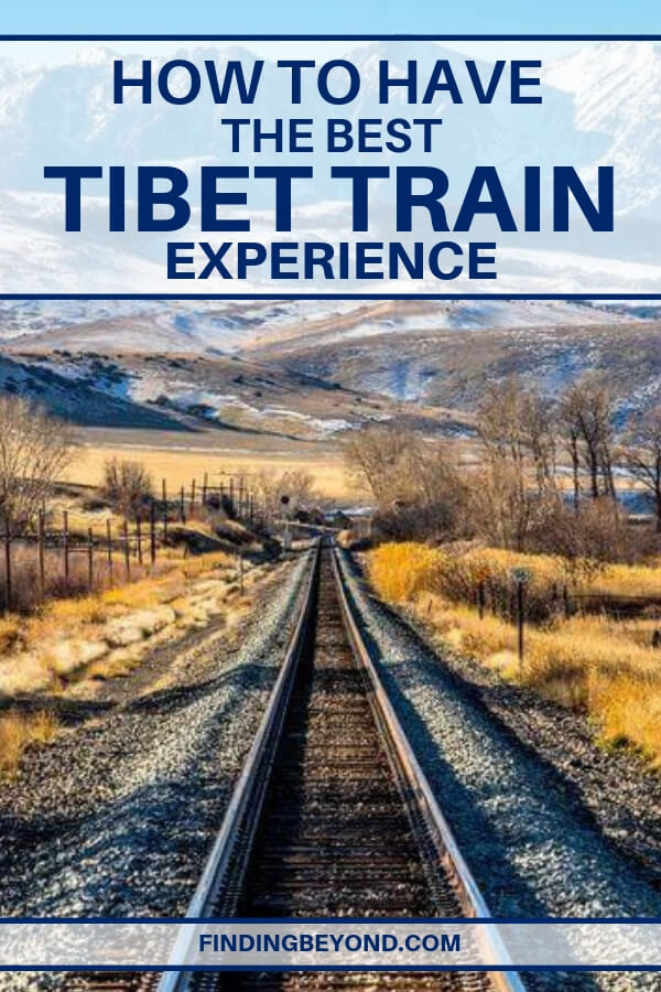 Follow our Tibet train guide to make sure your Tibetan train experience is as enjoyable and comfortable as can be. Sit back and enjoy the views!
