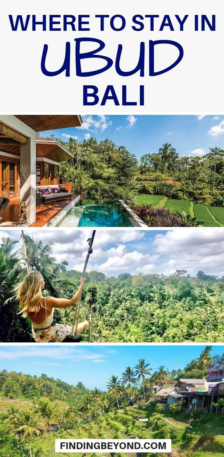 Are you heading to Ubud, Bali's cultural heart? Check out our best area guide to where to stay in Ubud Bali, including recommended hotels!
