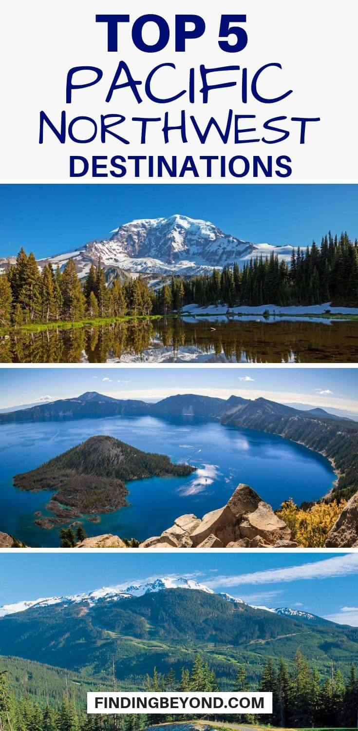 This stretch of land that includes rugged coastlines and incredible mountain ranges. The Pacific Northwest has a bit of something for every traveler.
