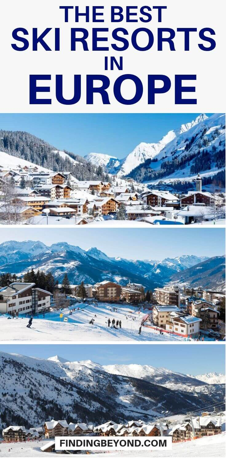 Finding the best countries to ski in Europe can be a difficult task. There are so many! So we've selected the best ski resorts in Europe to get you started.