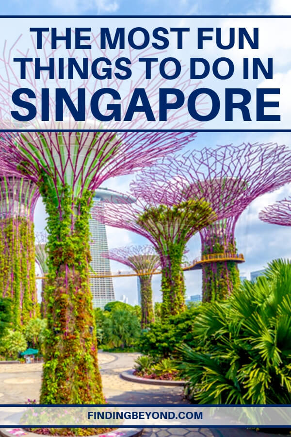 Asia has some incredible places to visit, and Singapore is one of the most remarkable. For itinerary inspiration, here are some top things do in Singapore.