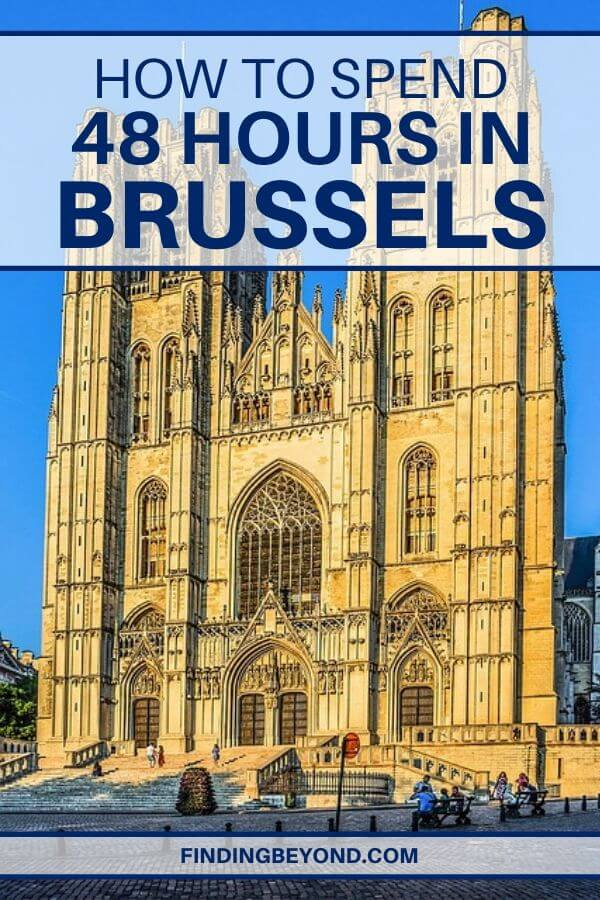 Do you have only 48 hours in Brussels? There's a lot to see but by following our 2 days in Brussels itinerary you'll see all the highlights and more!
