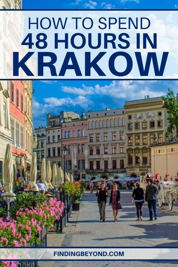 Do you have only 48 hours in Krakow? There's a lot to see but by following our two days in Krakow itinerary you'll see all the highlights and more!
