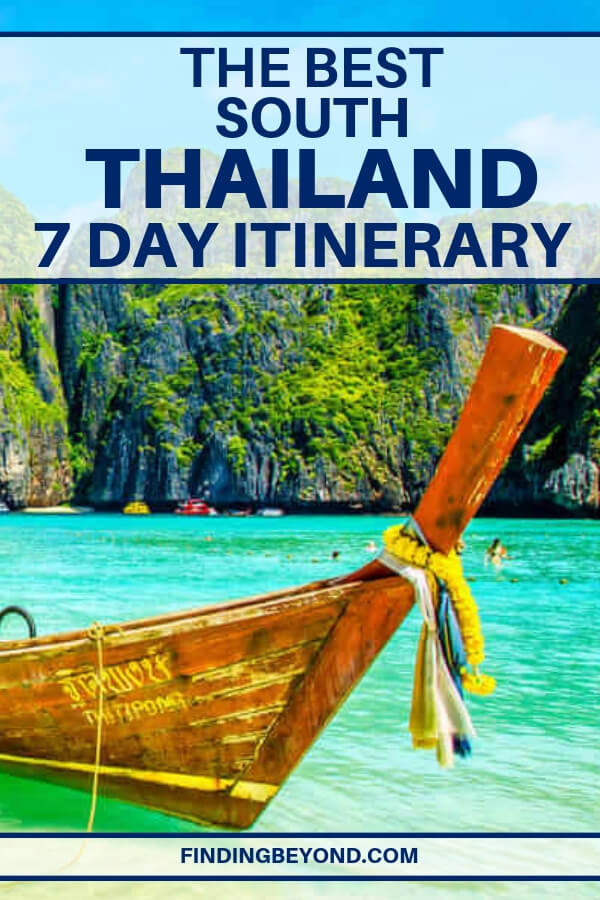 Wish to explore the best of Southern Thailand in one week? Check out our 7 day South Thailand itinerary from Bangkok for the best island highlights.