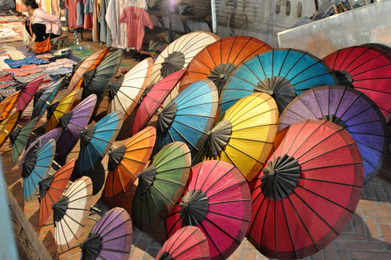 Umbrella_Village_Bo_Sang_Thailand