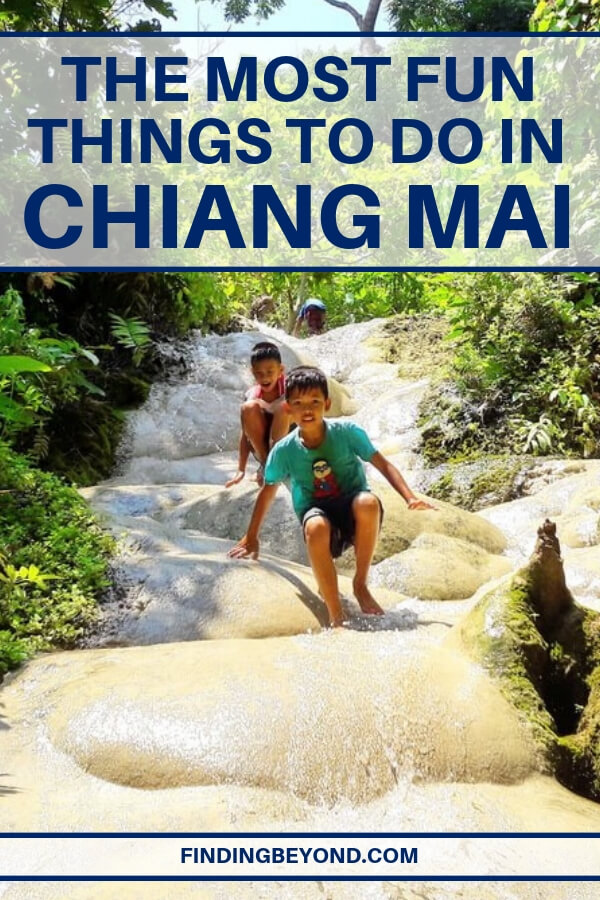 Ready to pack your bags and head for Chiang Mai? Listed below are some fun things to do in Chiang Mai that you can do while you're there!