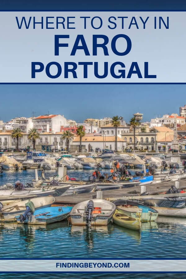 To help plan your Algarve vacation, here's a look at where to stay in Faro, Portugal, and accommodation options for all budgets in each area.