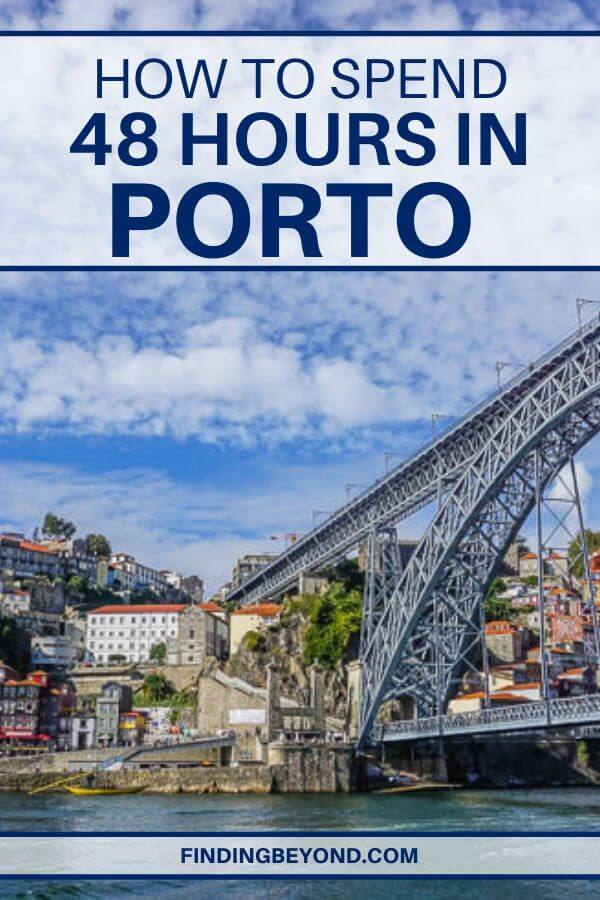 Do you have only 48 hours in Porto? There's a lot to see but fear not! By following our two days in Porto itinerary you'll see all the highlights and more!