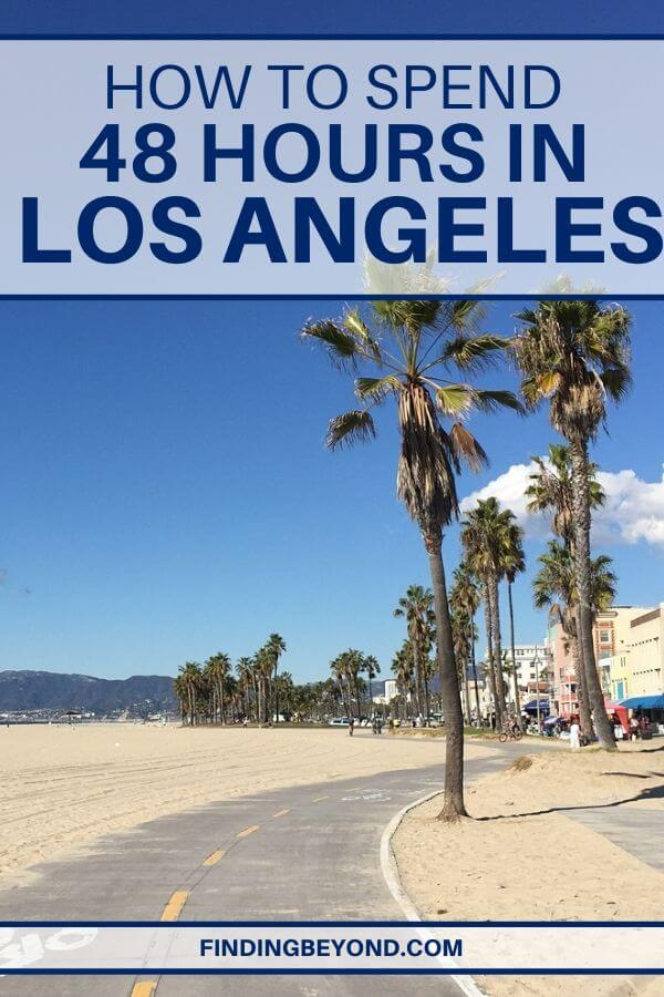 So you only have 48 hours in Los Angeles? This is my recommended two days itinerary for what to see, where to eat, and heaps more!