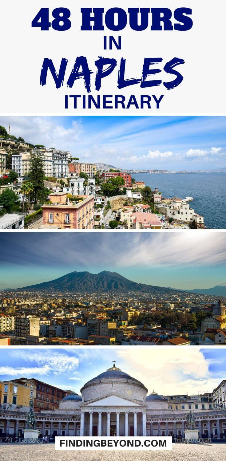 So you only have 48 hours in Naples? This is our recommended two days in Naples itinerary for what to see, where to eat, and heaps more!