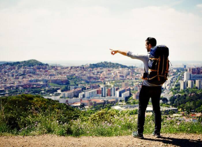 Backpacking europe 2