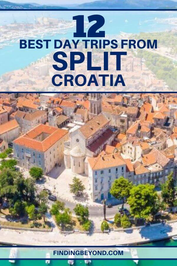 To stay in Split alone is to miss out on all the other remarkable places in this part of Croatia. Here are the absolute best day trips from Spilt.