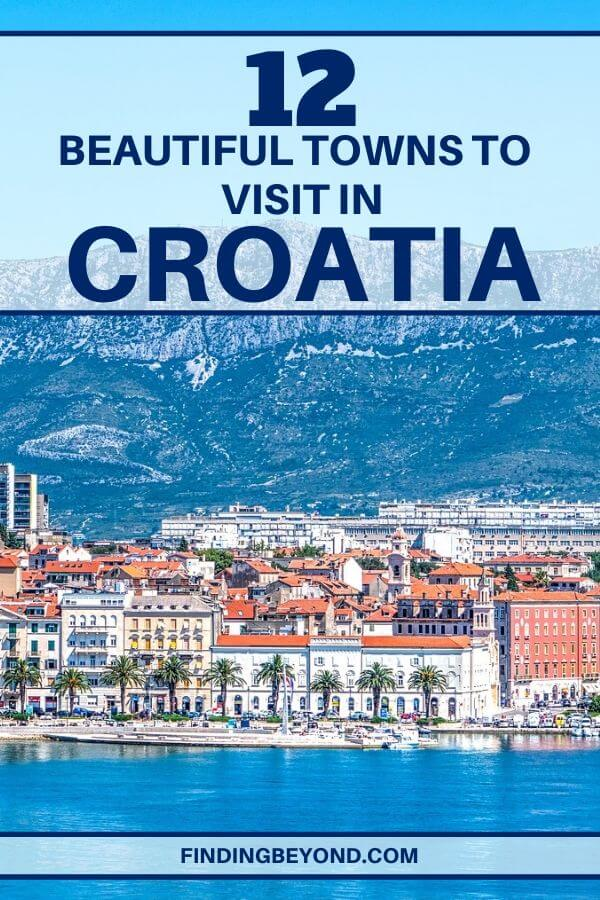 With so many stunning towns and cities to choose from, how do you decide on the best place to stay in Croatia? By reading our best towns in Croatia list!