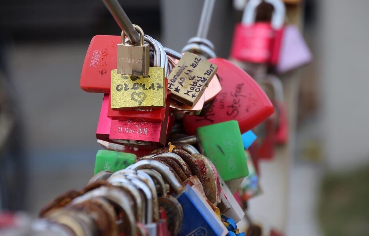 Sarajevo locks
