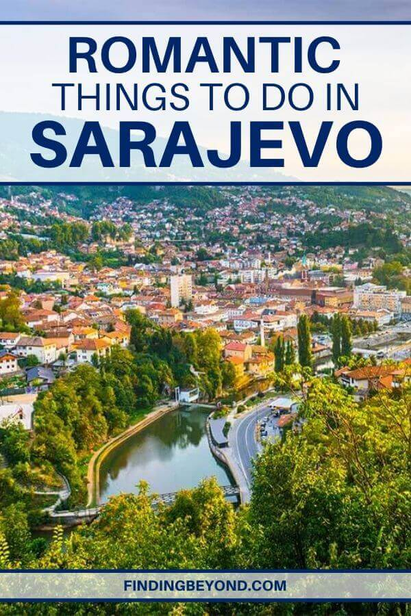 From horse-drawn carriage rides to magical sunset views - here are the top five romantic things to do in Sarajevo for couples!