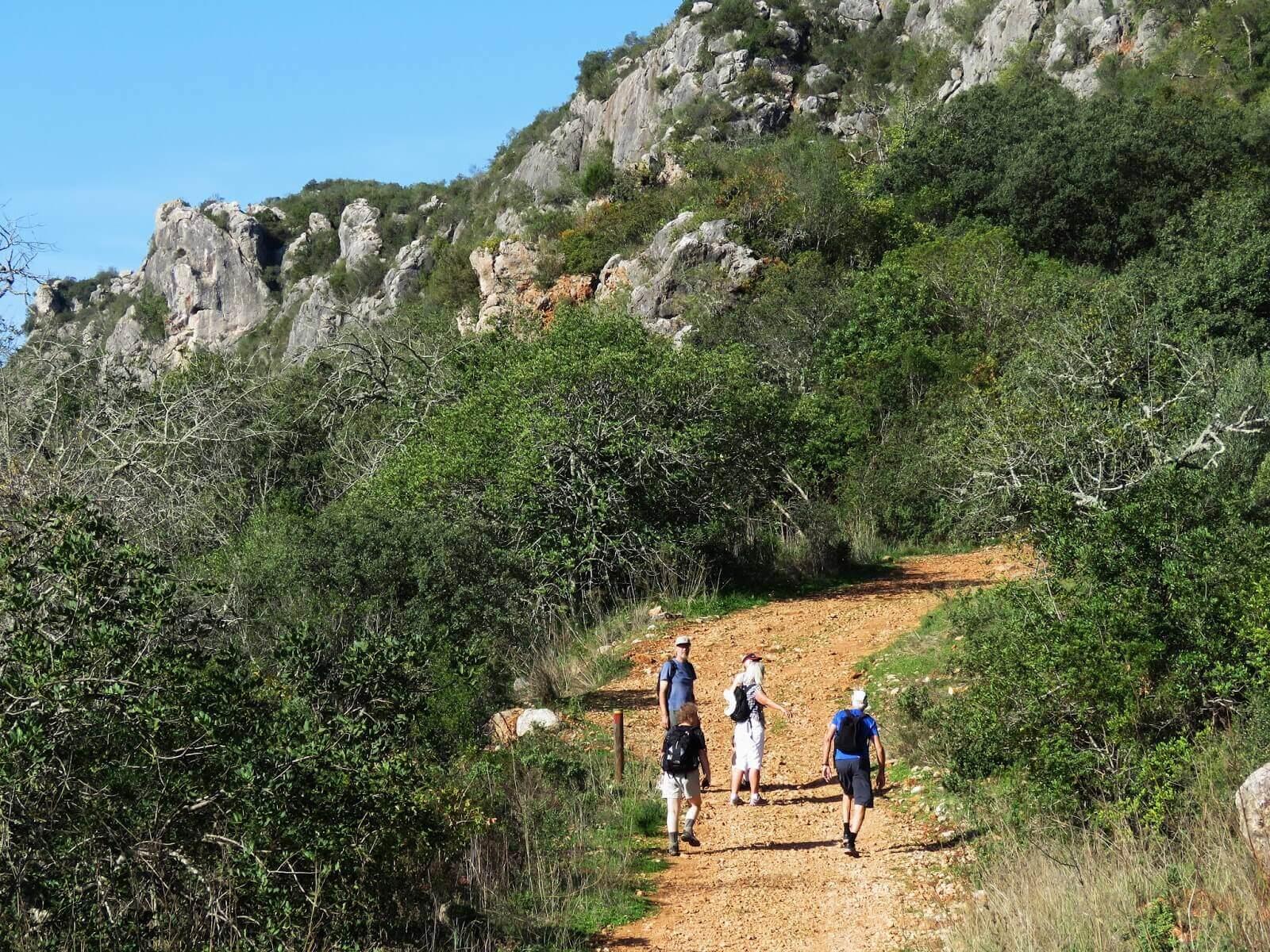 Rocha da Pena Trail