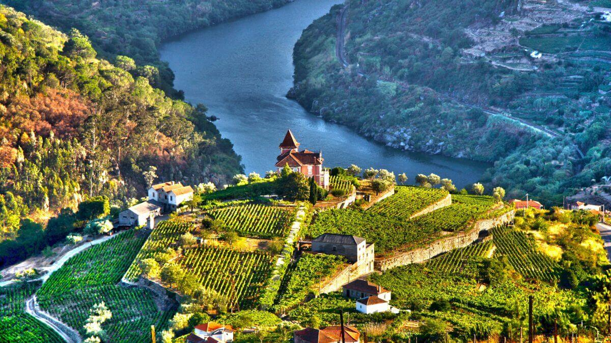 weekend in Douro valley