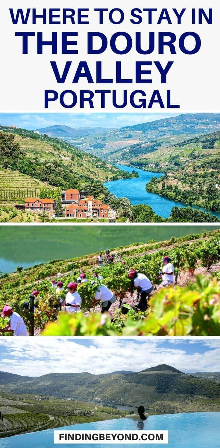 To help plan your wine vacation, here's a look at where to stay in Douro Valley, Portugal with accommodation options in each area to suit all budgets.