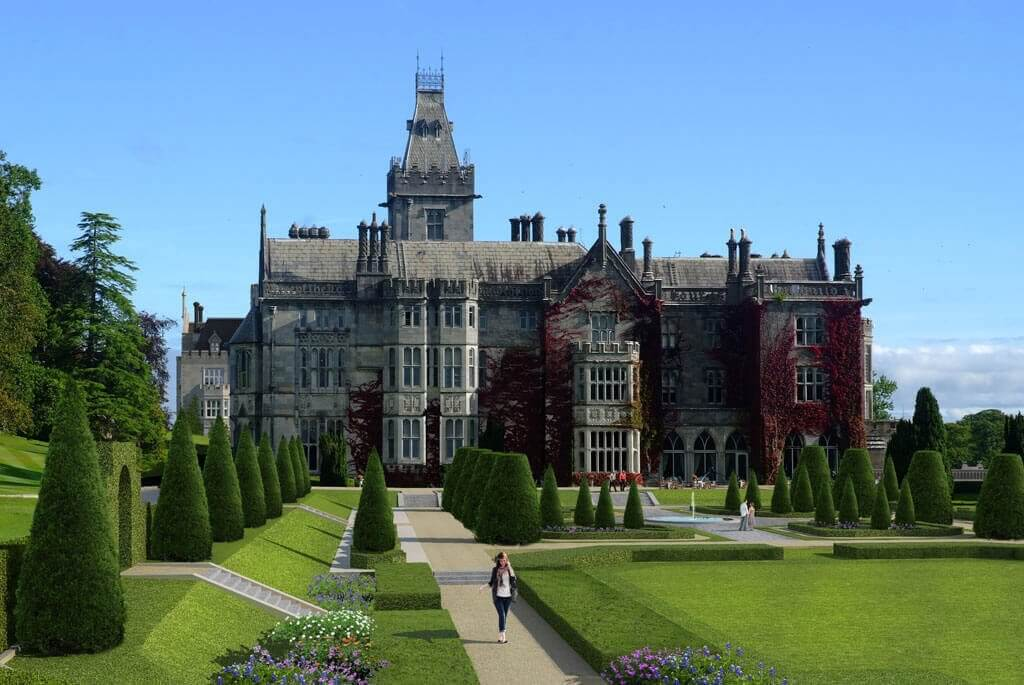 Adare Manor in Country Limerick