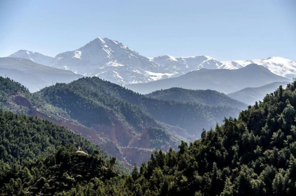 Mount-Toubkal