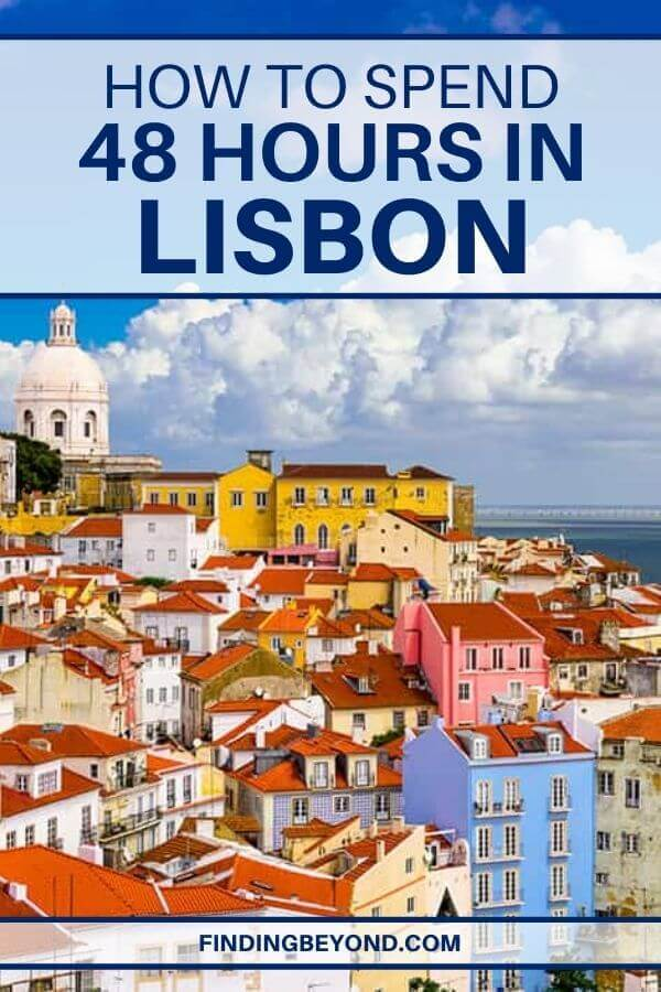 So you only have 48 hours in Lisbon? This is our recommended two days in Lisbon itinerary for what to see, where to eat, and heaps more!