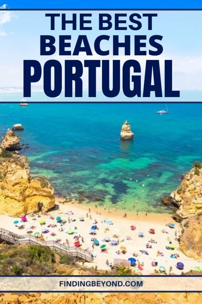 Whether you're looking for family fun in the sun or surf and secluded, here are the best beaches in Portugal for all types of beachgoers.