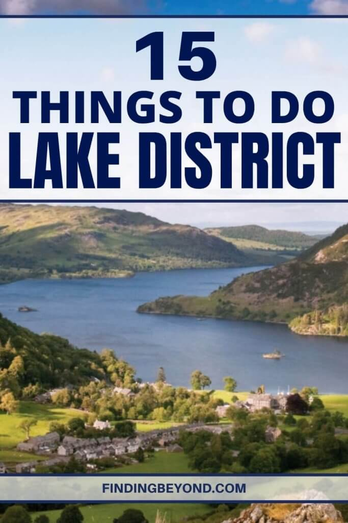 Arguably the most beautiful place in all of England and an important literary hotspot. Here are 15 of the best things to do in the Lake District.