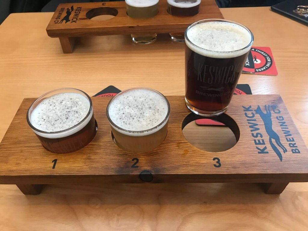 Keswick Breweries