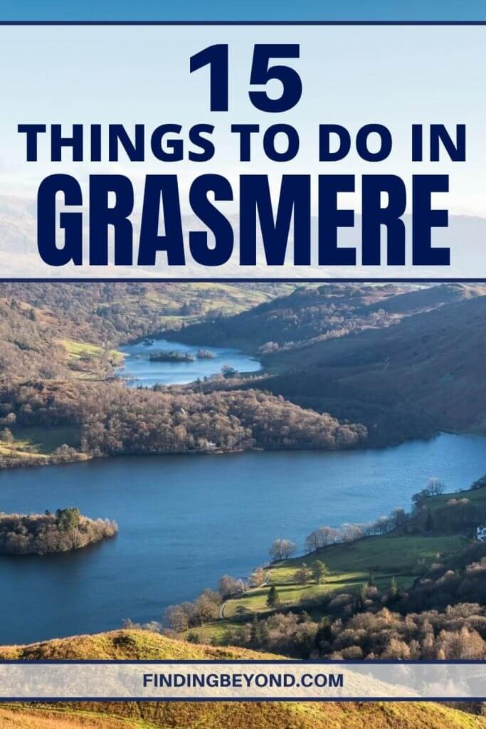 From lake cruises to munching on the locally-made gingerbread, here are the 15 best things to do in Grasmere, Lake District.