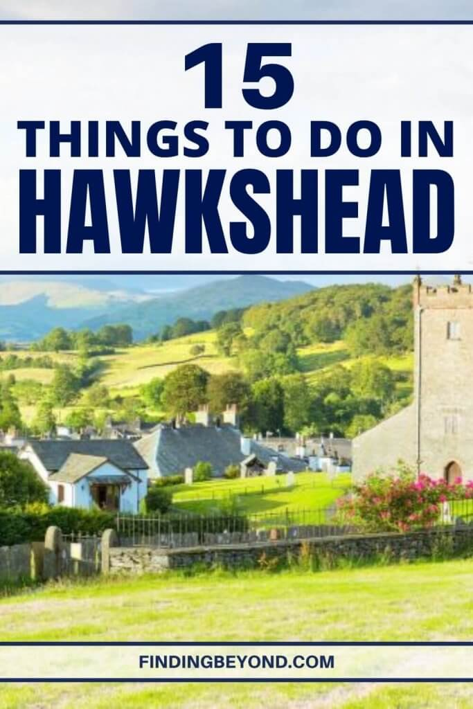 From dense historic castles to tucking into delicious homemade chocolates, here are the 15 best things to do in Hawkshead, Lake District.