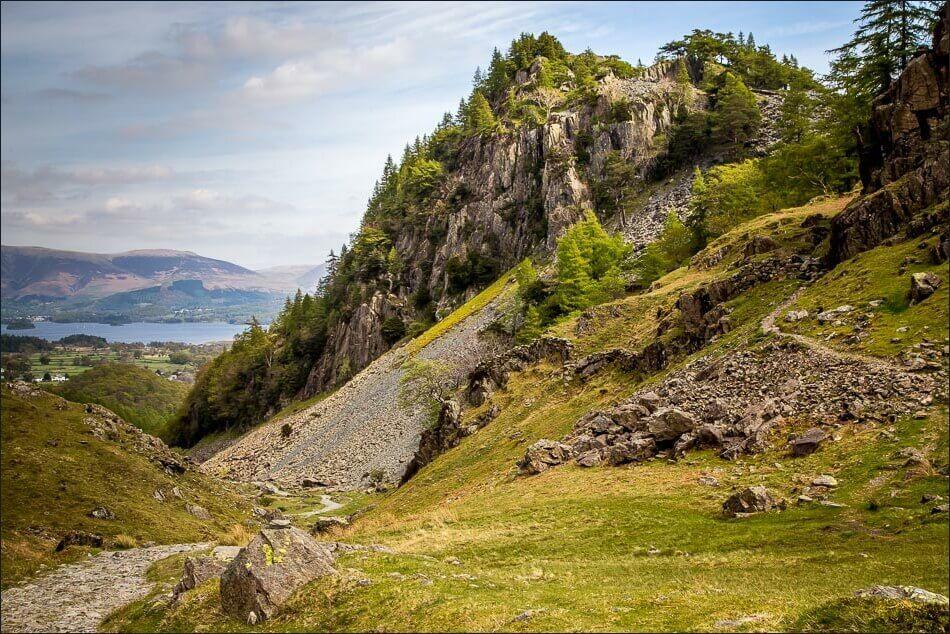 Castle Crag Loop