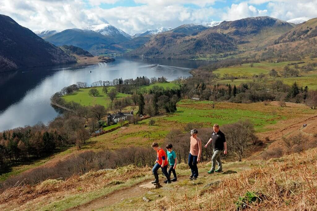 Howtown to Glenridding