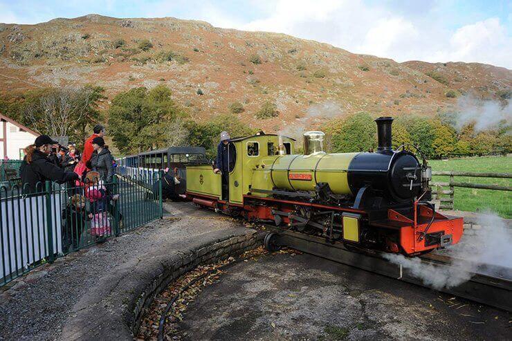 Ravenglass and Eskdale Railway Museum