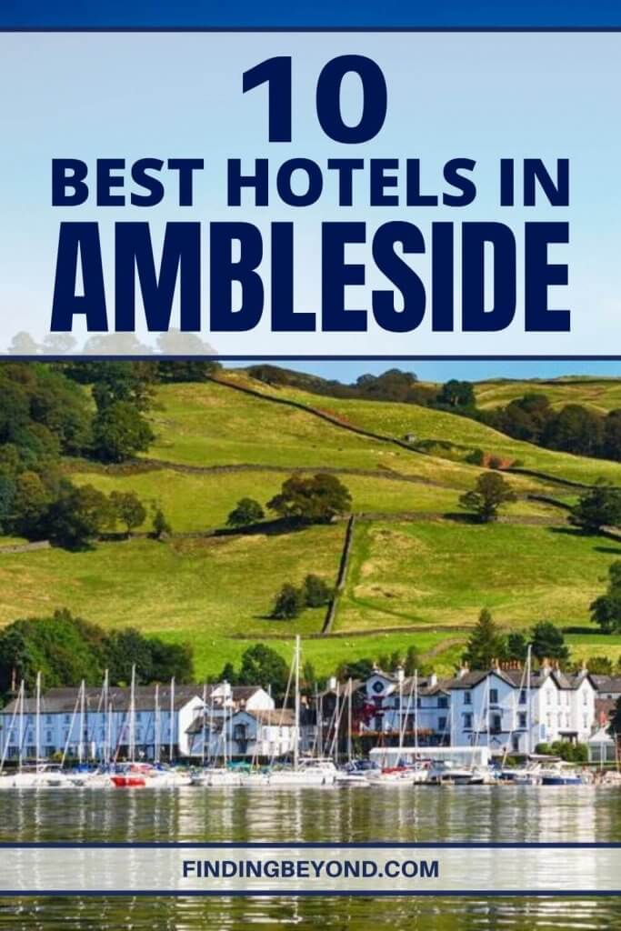 From budget pub inns to luxury country houses there's plenty of choice for where to stay in Ambleside. Here's our choice of the 10 best hotels in Ambleside.
