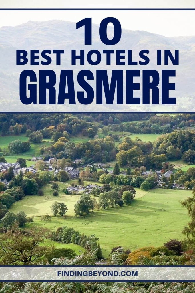 From budget pub inns to luxury country houses there's plenty of choice for where to stay in Grasmere. Here's our choice of the 10 best hotels in Grasmere.