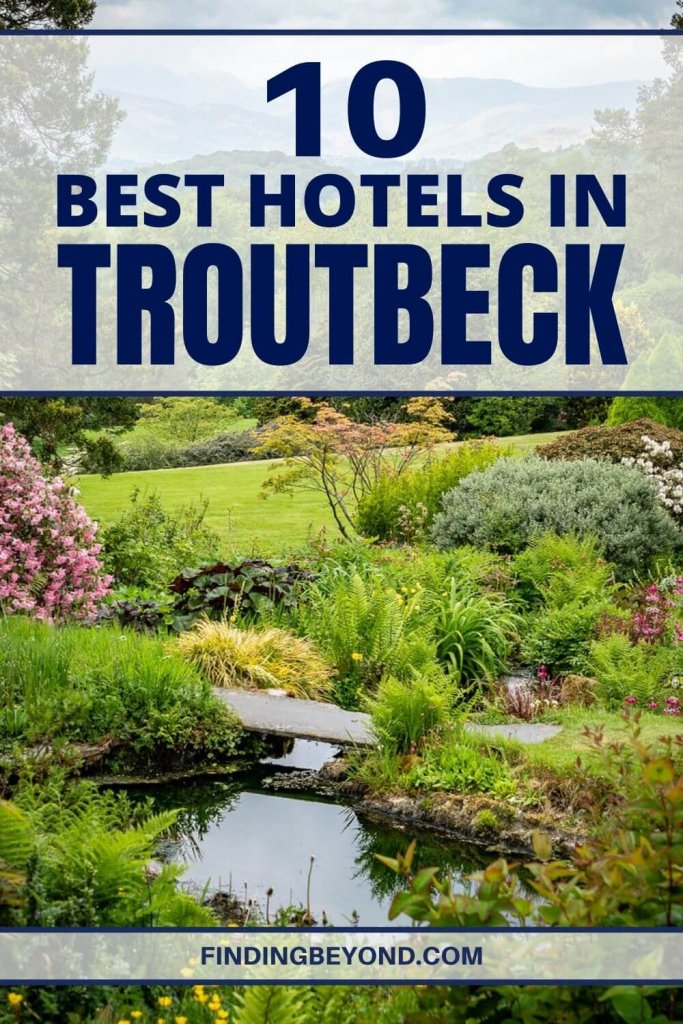 From budget pub inns to luxury country houses there's plenty of choice for where to stay in Troutbeck. Here's our choice of the 10 best hotels in Troutbeck.