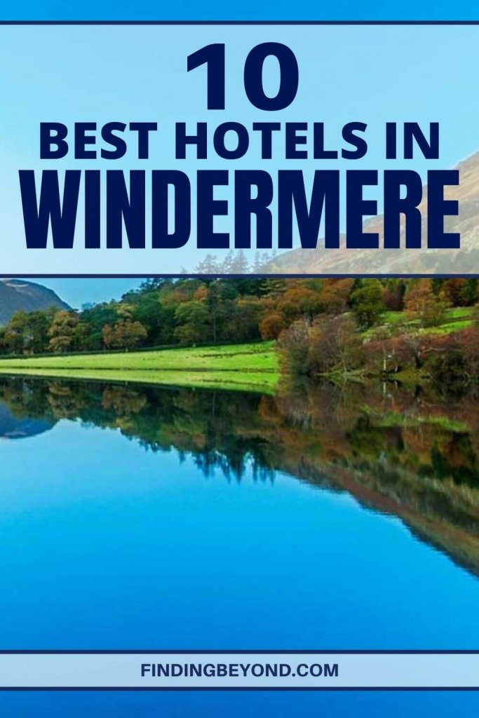 From budget pub inns to luxury country houses there's plenty of choice for where to stay in Windermere. Here's our choice of the best hotels in Windermere.