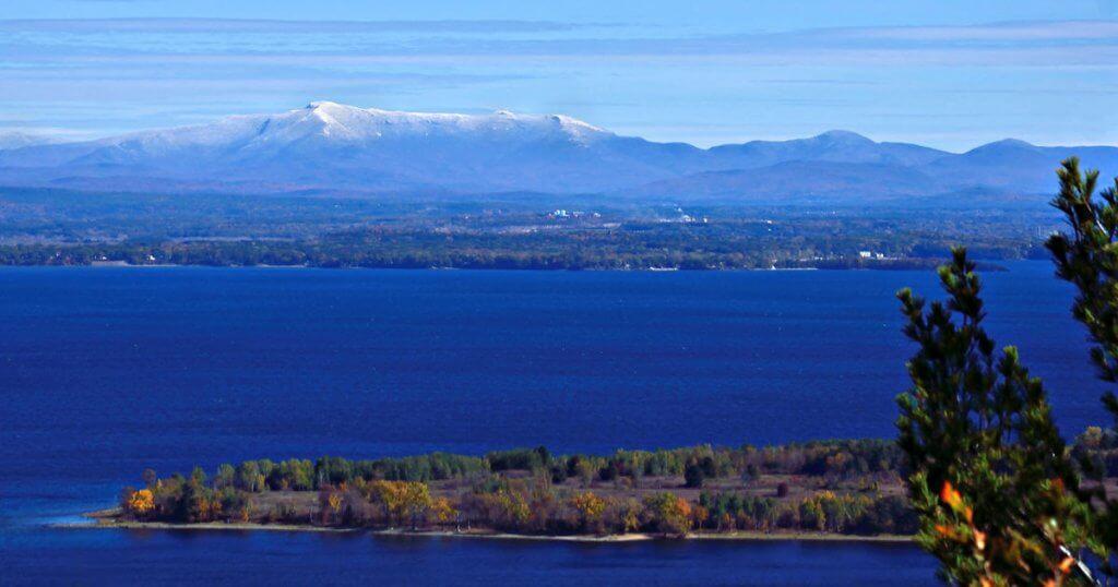 Albany to Lake Champlain