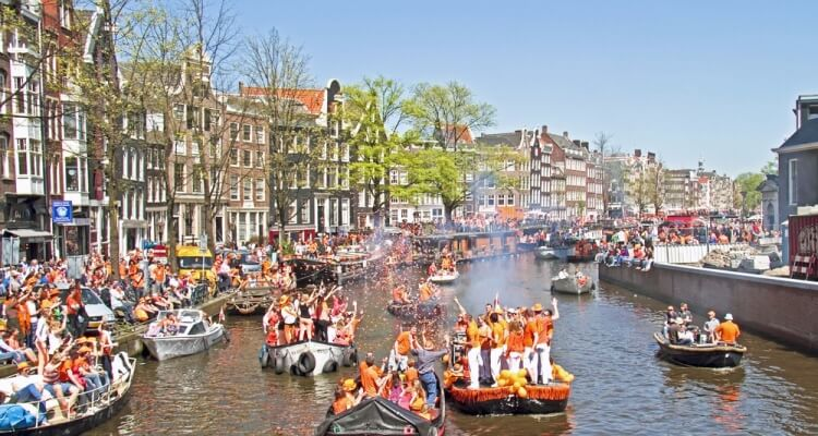 Amsterdam Party Boat