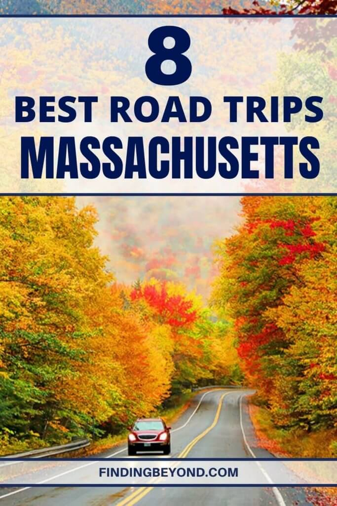 Spare the trouble of planning and buckle up, because we've compiled the eight best road trips in Massachusetts for you to choose from!