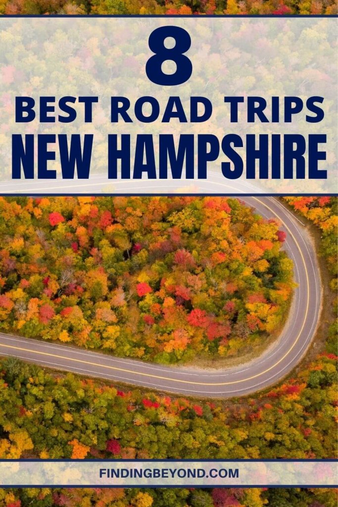 Spare the trouble of planning and buckle up, because we've compiled the eight best road trips in New Hampshire for you to choose from!